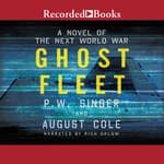 Ghost Fleet by  P. W. Singer audiobook