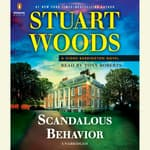 Scandalous Behavior by  Stuart Woods audiobook