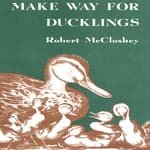 Make Way for Ducklings by  Robert McCloskey audiobook