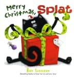 Merry Christmas, Splat by  Rob Scotton audiobook