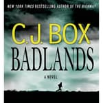Badlands by  C. J. Box audiobook