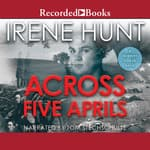 Across Five Aprils by  Irene Hunt audiobook