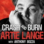 Crash and Burn by  Artie Lange audiobook