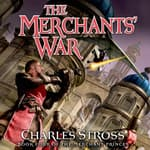 The Merchants' War by  Charles Stross audiobook