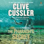 The Pharaoh's Secret by  Clive Cussler audiobook