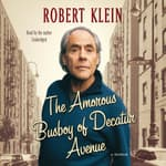 The Amorous Busboy of Decatur Avenue by  Robert Klein audiobook