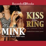 Kiss the Ring by  Meesha Mink audiobook