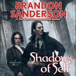 Shadows of Self by  Brandon Sanderson audiobook