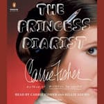 The Princess Diarist by  Carrie Fisher audiobook