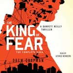The King of Fear by  Drew Chapman audiobook