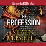 The Profession by  Steven Pressfield audiobook