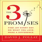 The 3 Promises by  David J. Pollay audiobook