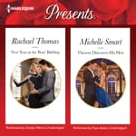 New Year at the Boss' Bidding & Theseus Discovers His Heir by  Rachael Thomas audiobook