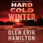 Hard Cold Winter by  Glen Erik Hamilton audiobook