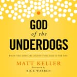 God of the Underdogs by  Matt Keller audiobook