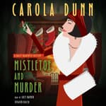 Mistletoe and Murder by  Carola Dunn audiobook