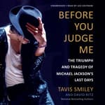 Before You Judge Me by  David Ritz audiobook