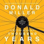 A Million Miles in a Thousand Years by  Donald Miller audiobook