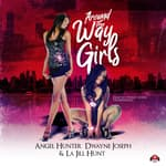 Around the Way Girls by  Angel M. Hunter audiobook