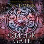 The Obelisk Gate by  N. K. Jemisin audiobook