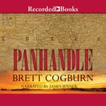 Panhandle by  Brett Cogburn audiobook