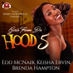 Girls from da Hood 5 by  Brenda Hampton audiobook