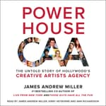 Powerhouse by  James Andrew Miller audiobook