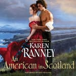 An American in Scotland by  Karen Ranney audiobook