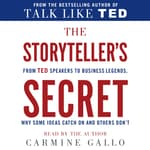 The Storyteller's Secret by  Carmine Gallo audiobook