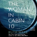 The Woman in Cabin 10 by  Ruth Ware audiobook