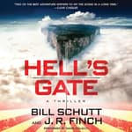 Hell's Gate by  J. R. Finch audiobook