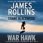 War Hawk by  James Rollins audiobook
