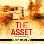 The Asset by  Mark Dawson audiobook