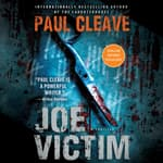 Joe Victim by  Paul Cleave audiobook