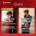 A Bride for the Boss & Redeeming the Billionaire SEAL by  Maureen Child audiobook