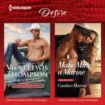 Cowboy after Dark & Make Mine a Marine by  Candace Havens audiobook