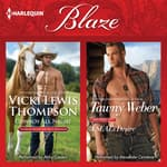 Cowboy All Night & A SEAL's Desire by  Vicki Lewis Thompson audiobook