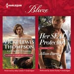 Cowboy Untamed & Her SEAL Protector by  Vicki Lewis Thompson audiobook