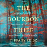 The Bourbon Thief by  Tiffany Reisz audiobook