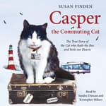 Casper the Commuting Cat by  Kristopher Milnes audiobook
