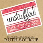 Unstuffed by  Ruth Soukup audiobook
