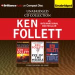 Ken Follett Collection by  Ken Follett audiobook