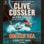 Odessa Sea by  Clive Cussler audiobook