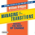 Managing Transitions by  William Bridges PhD audiobook