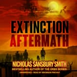 Extinction Aftermath by  Nicholas Sansbury Smith audiobook