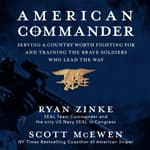 American Commander by  Scott McEwen audiobook