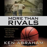 More Than Rivals by  Ken Abraham audiobook
