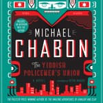 The Yiddish Policemen's Union by  Michael Chabon audiobook