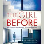 The Girl Before by  JP Delaney audiobook
