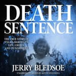 Death Sentence by  Jerry Bledsoe audiobook